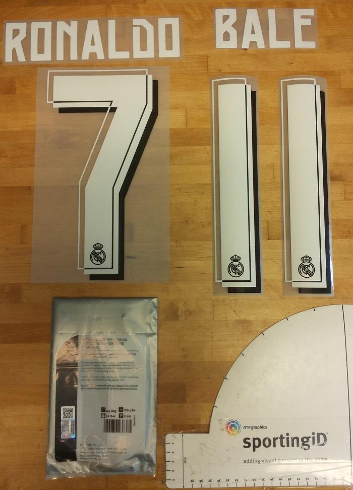 Real Madrid away printing 2015/16