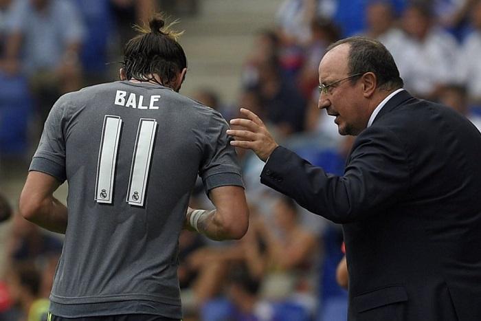 Real Madrid away printing 15/16 Bale 11