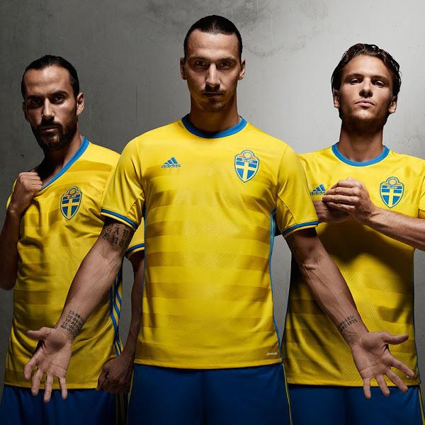 Sweden home jersey EURO 2016