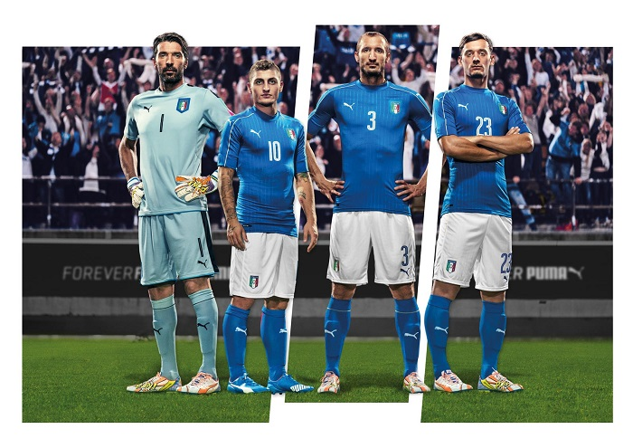 Italy home jersey EURO 2016
