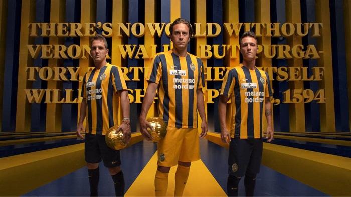 Verona home jersey 2015/16