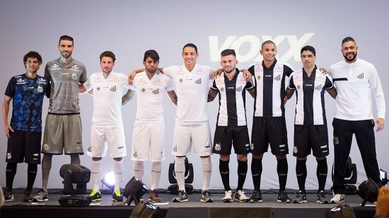 Santos new kit deal 2016/17