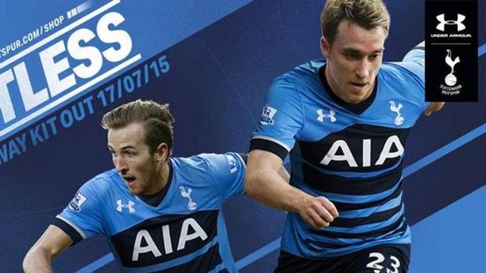 Tottenham away kit 2015/16