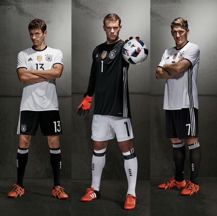 Germany kit EURO 2016