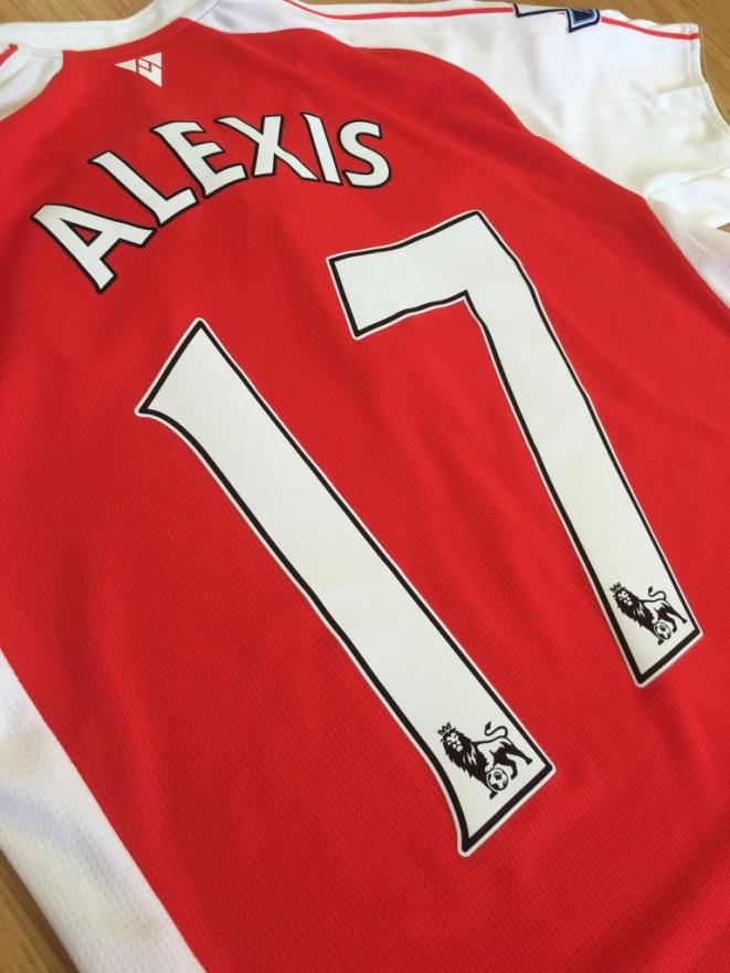 Alexis 17 EPL printing