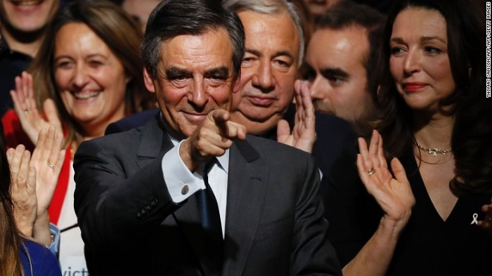 France Fillon wins Conservative Primaries