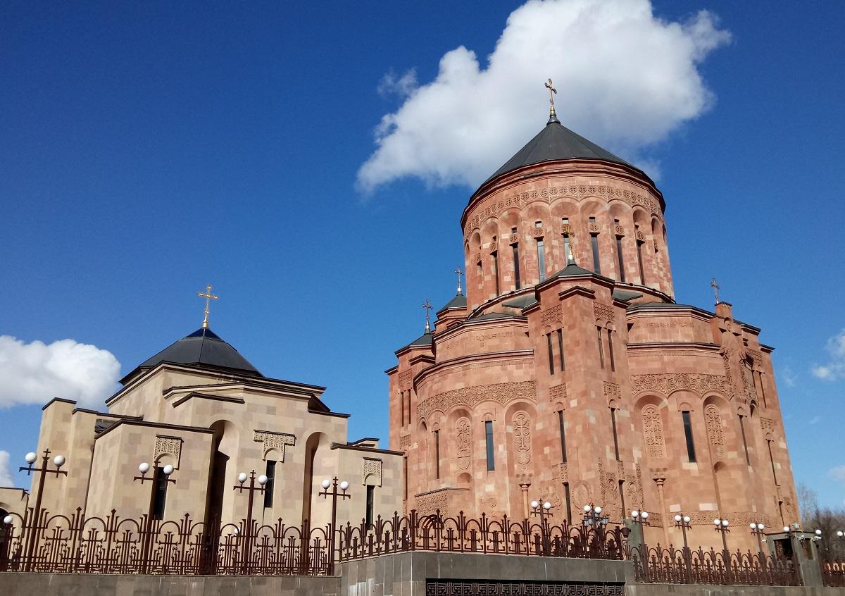 Armenian Church Moscow