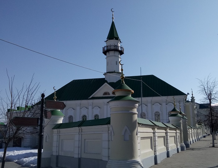 Mosque in Russia