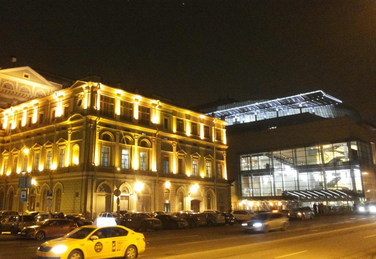 Mariinsky Theater SPB