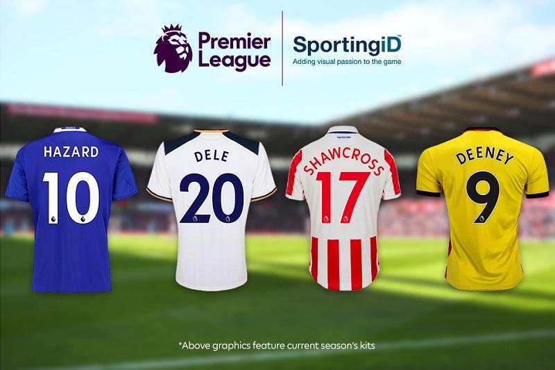 Premier League print 2017/18