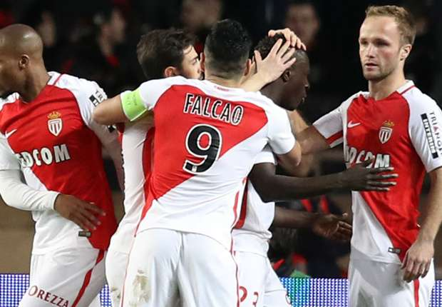 Monaco tryk 16/17 Ligue 1