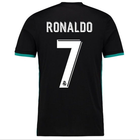 Real Madrid away jersey - Ronaldo 7