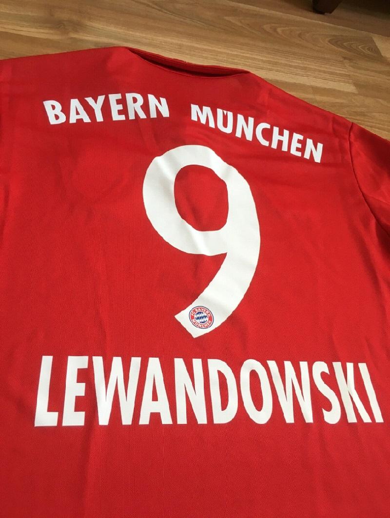 Bayern home printing 16/17