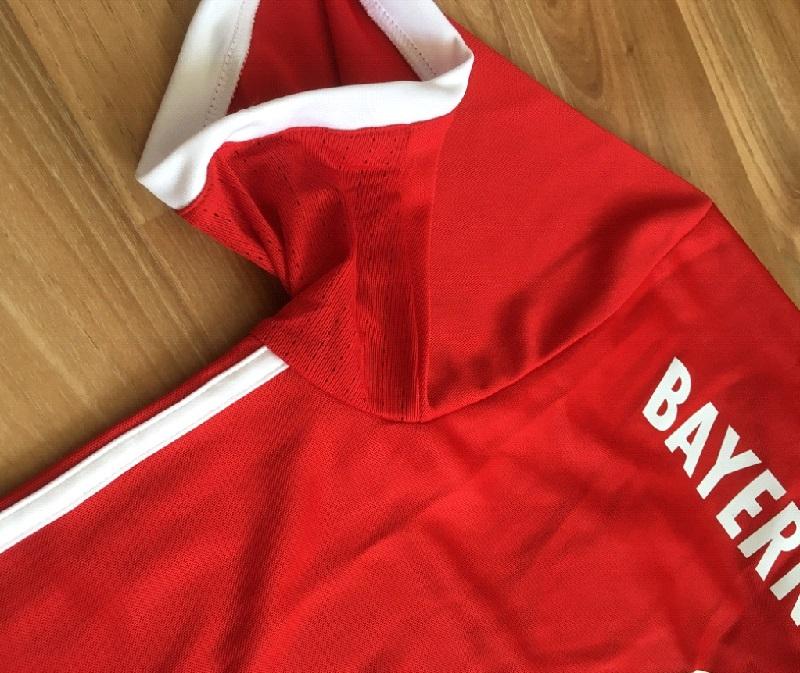 Bayern home jersey - sleeve