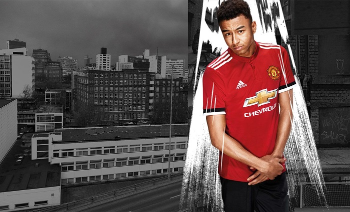 Jesse Lingard as top striker