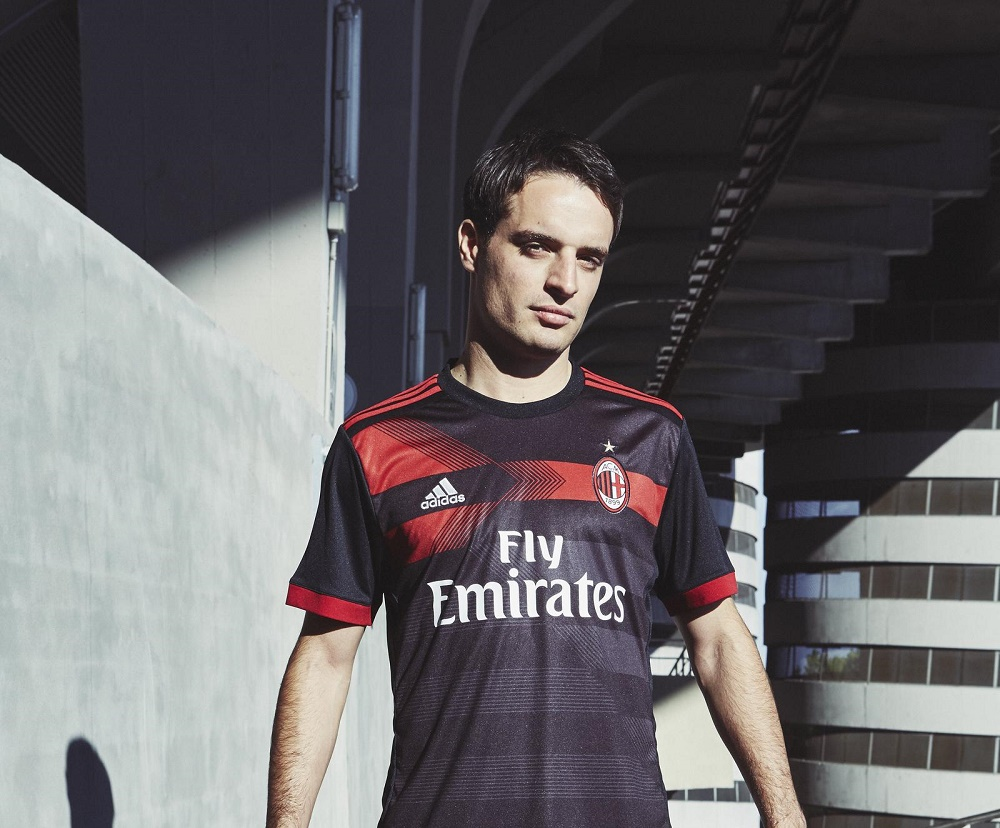 AC Milan third kit 2017/18
