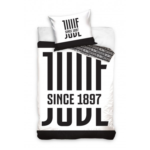 Juve duvet set Juve since 1897
