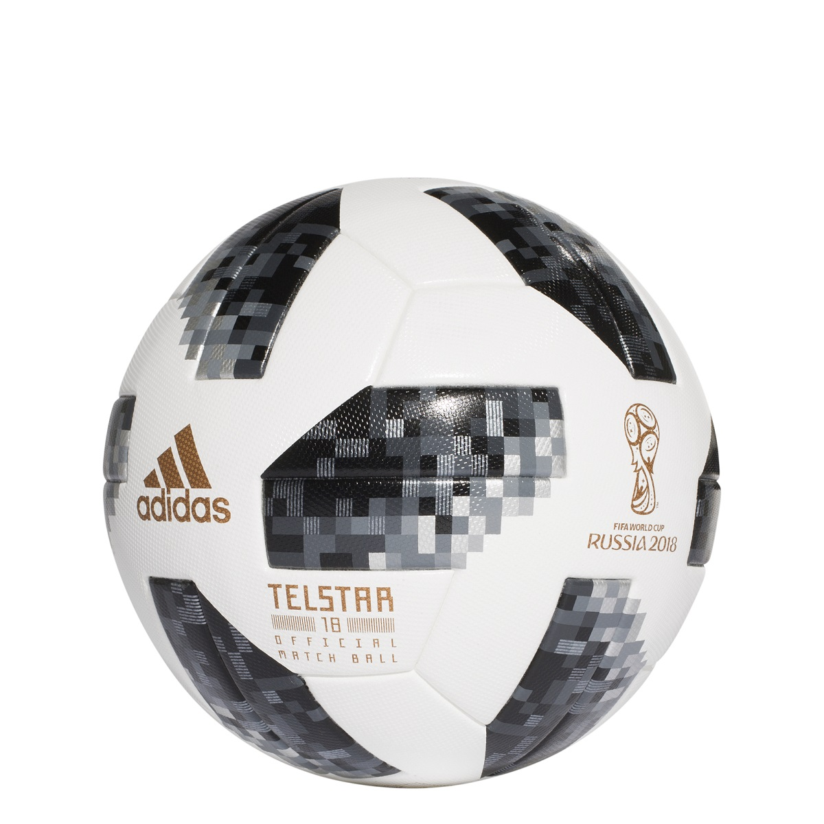 Telstar World Cup match ball 2018