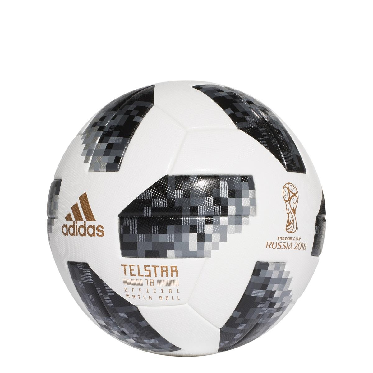 Telstar World Cup match ball 2018
