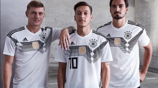 Germany home jersey 2018