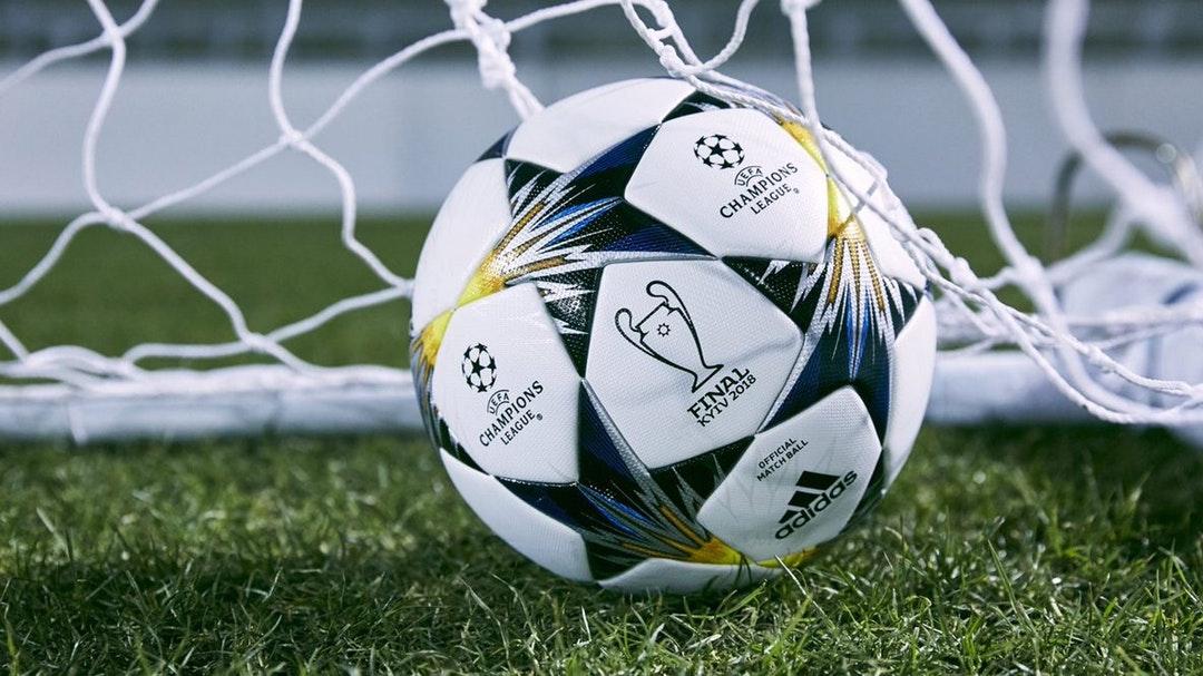 Champions League match ball Finale 2018