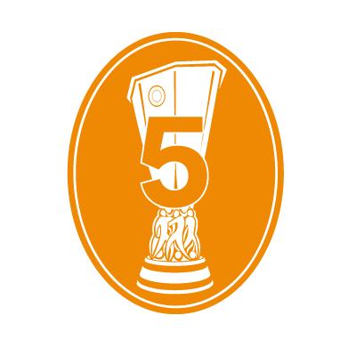 Europa League honors badge 5 Cups