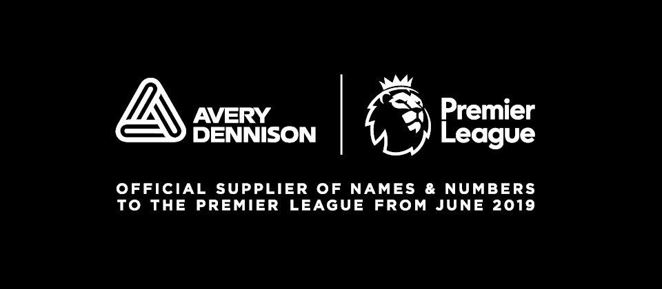 Avery EPL name and numbers