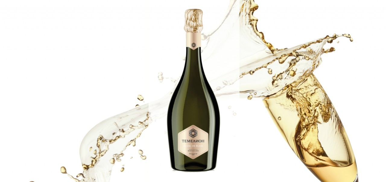 Temelion Brut Rose champagne