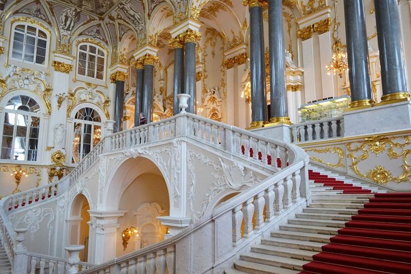 Winter Palace splendor